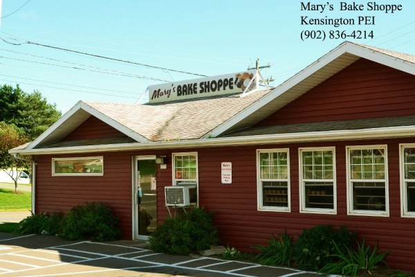 Mary's Bake Shoppe