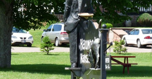 Haunted Mansion is an attraction in Kensington, Prince Edward Island