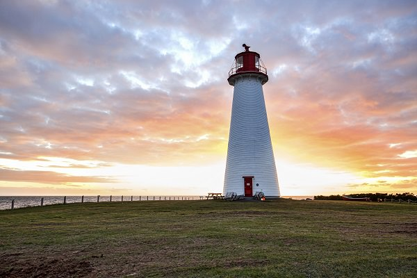 Point Prim Lighthouse Welcome Pei