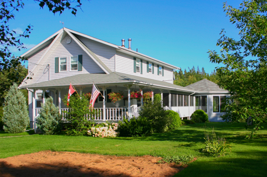 Country Charm Bed & Breakfast