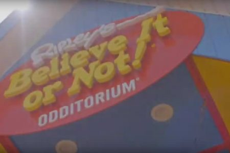 Ripleys Believe It or Not! Odditorium