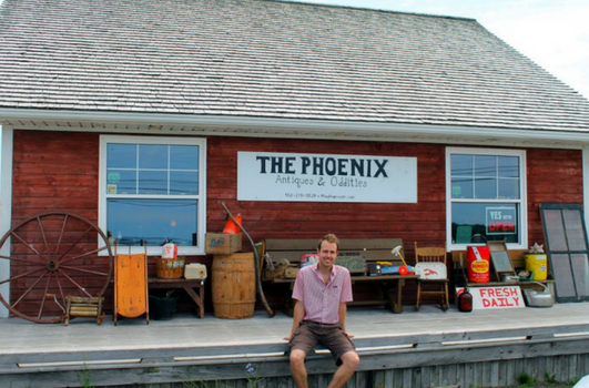 The Phoenix Antiques and Oddities