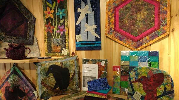 The Master's Pieces Textile Artisan and Quilt Shop